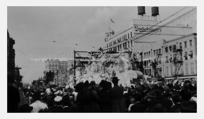 mardi_gras-new_orleans-14feb1923-1527 restored collection photo titled 'mardi gras, new orleans' and dated 14 feb 1923