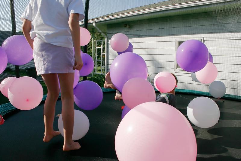 Trampoline Baloons