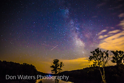 Milky Way over Yellowwood