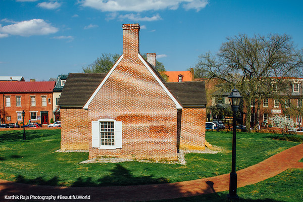 Old Treasury Building, Annapolis, Maryland