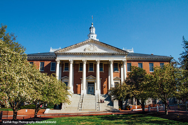 Maryland State House, Annapolis, Maryland