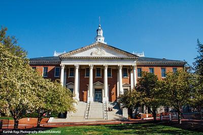 Maryland State House, Annapolis, Maryland