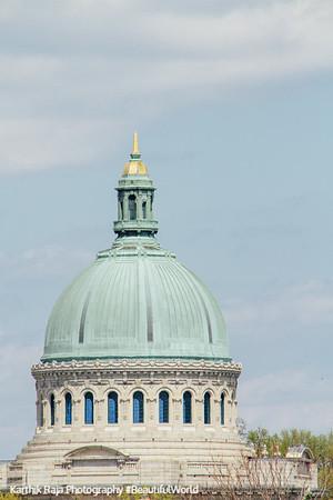 Naval Academy Chapel, Annapolis, Maryland
