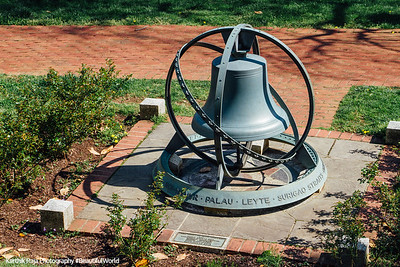 USS Maryland Bell, Maryland State House, Annapolis, Maryland