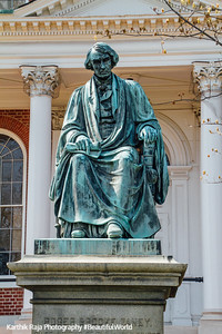 Roger Brooke Taney, Annapolis, Maryland