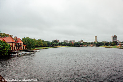 Charles RIver, Boston, Massachusetts