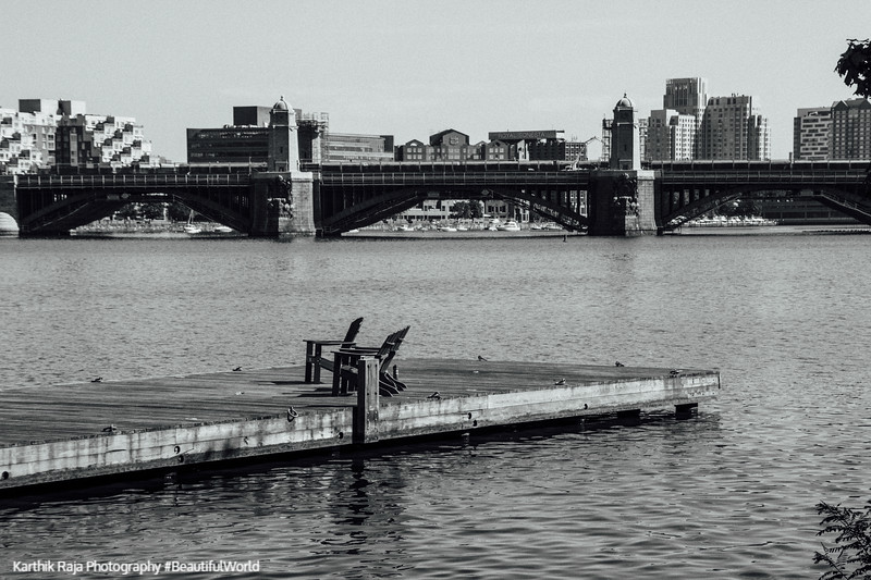 Charles River, Boston, Massachusetts