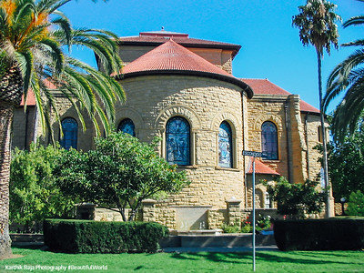 Stanford University, San Francisco, California