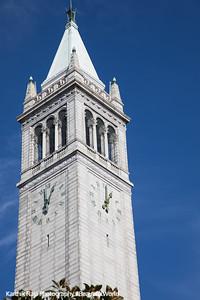 Sather Tower, Berkeley, California