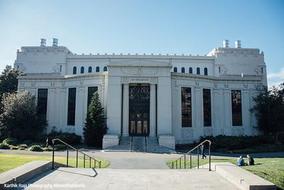 California Hall, Zoology and Botany, Berkeley, California