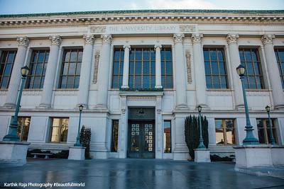 The University Library, Berkeley, California
