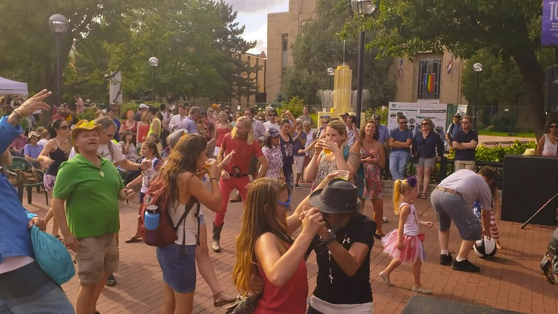 Boulder, Colorado 4th of July Fest