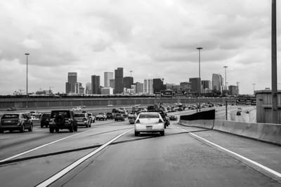 Entering Denver Colorado
