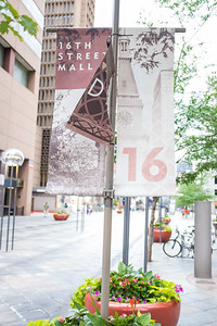 16th Street Mall, Denver, Colorado