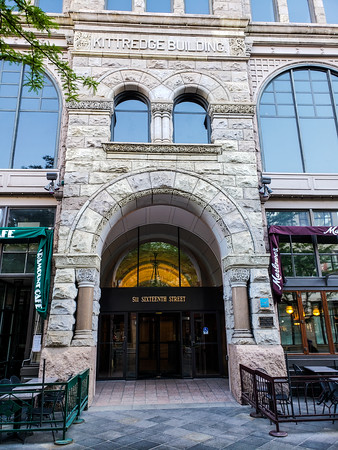 Kittredge Building, 16th Street Mall, Denver, Colorado