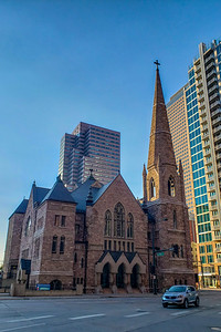 Trinity United Methodist Church, Denver Colorado
