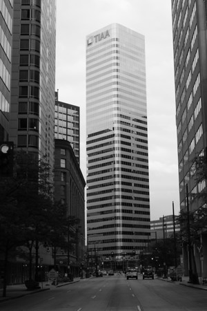 TIAA Building, 16th Street Mall, Denver, Colorado