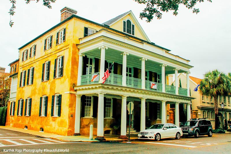 Historic Charleston District, Charleston, South Carolina