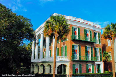 East Battery Home, Charleston, South Carolina