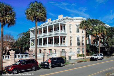 Palmer Home, c. 1848, Charleston, South Carolina