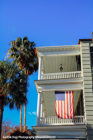 Charleston Historic District, South Carolina