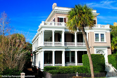 5 East Battery Home, 1847 - available for $8.9 million, Charleston, South Carolina