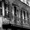 The Dock Street Theatre, c.1805, Wrought Iron work, 135 Church Street, Charleston, South Carolina