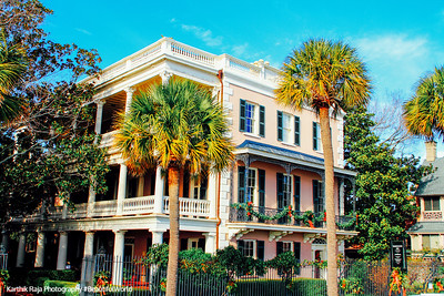 Edmondston-Alston House, 1825, Charleston, South Carolina