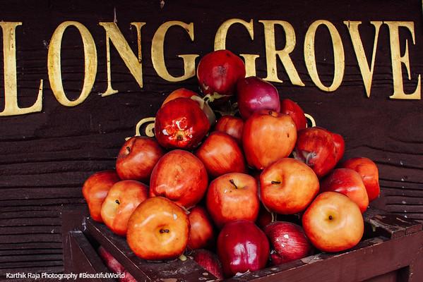 Apples, Long Grove, Illinois