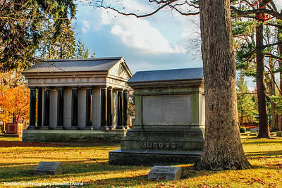 Lake Forest Cemetery, Illinois