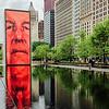 Crown Fountain, Jaume Plensa, Millennium Park, Chicago