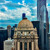 35 East Wacker Drive, Jewelers Building, Pure Oil Building, North American Life Building, Chicago