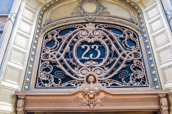 The number 23 in Chicago