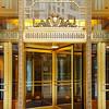 Golden series: Door, 333 North Michicagan avenue, Chicago