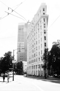 English-American Building,  Flatiron Building, Atlanta, Georgia