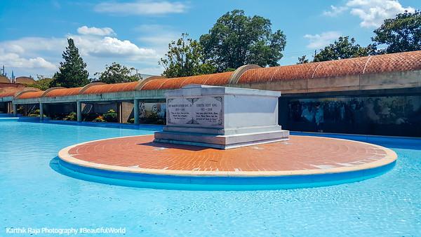 Martin Luther King Jy Memorial SIte, Atlanta, Georgia