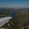 Atlanta Georgia from the skies