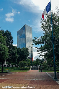 Centennial Tower, Atlanta, Georgia - Envelope building