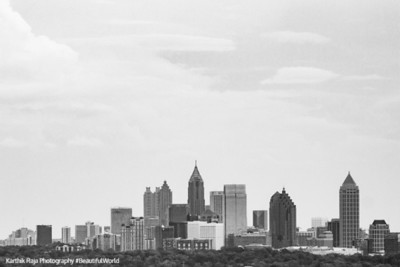 Atlanta skyline, Georgia