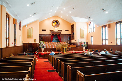 Ebenezer Baptist Church, Martin Luther King Jr. National Park, Atlanta, Georgia
