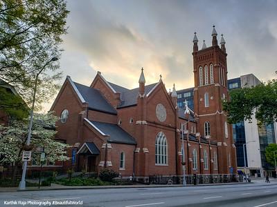 Catholic Shrine of the Immaculate Conception, Atlanta, Georgia
