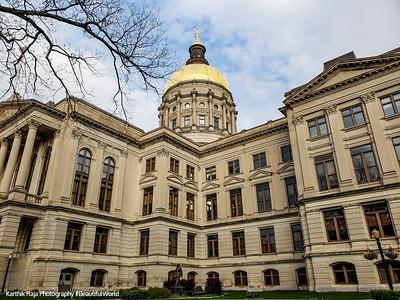 Georgia State Capitol, Atlanta, Georgia
