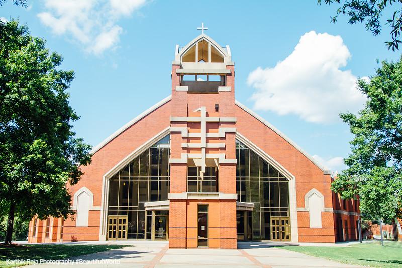 Ebenezer Baptist Church, Martin Luther King Jr. National Park, Atlanta, Georgia