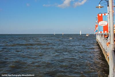 Kemah Boardwalk, Gulf of Mexico, Texas