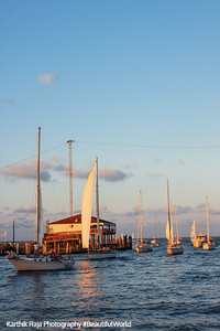 Sailboats, Kemah Boardwalk, Gulf of Mexico, Texas