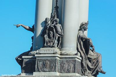 Statue in Galveston, Galveston, TX
