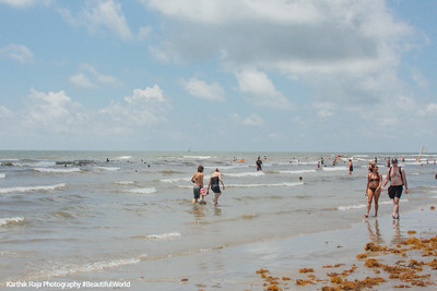 East Beach, Galveston, Texas