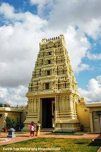 Meenakshi Temple in Pearland, Houston
