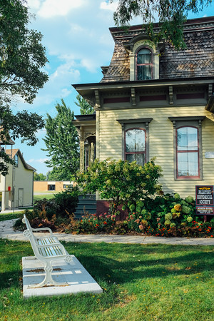 George Clayson House, Palatine, IL