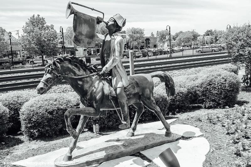 Horse, Art, Sculpture, Palatine, Illinois